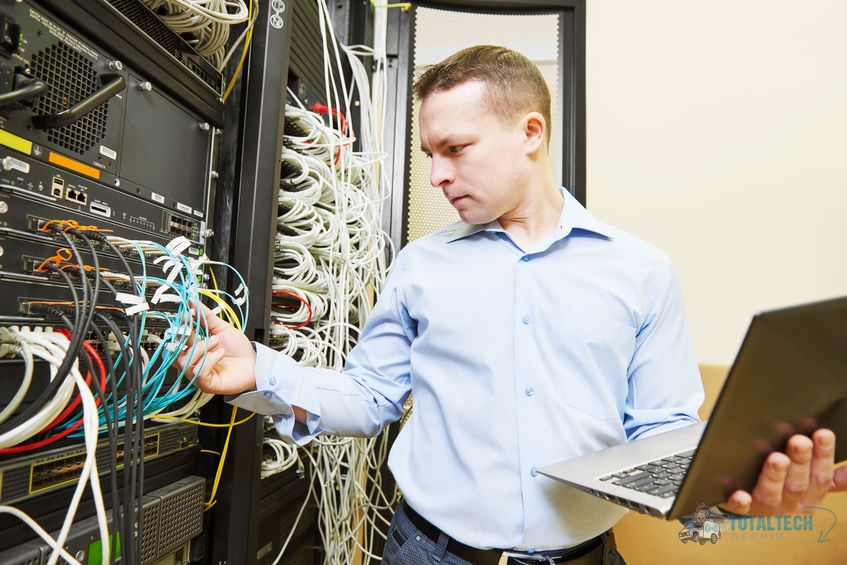 Network Security is Paramount for Small Businesses, and We Can Help You Keep Your Data Private.